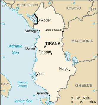 Jugoslawien Karte Früher.Fahrt Durch Albanien Auf Meiner Balkan Motorradtour 2012 Ex