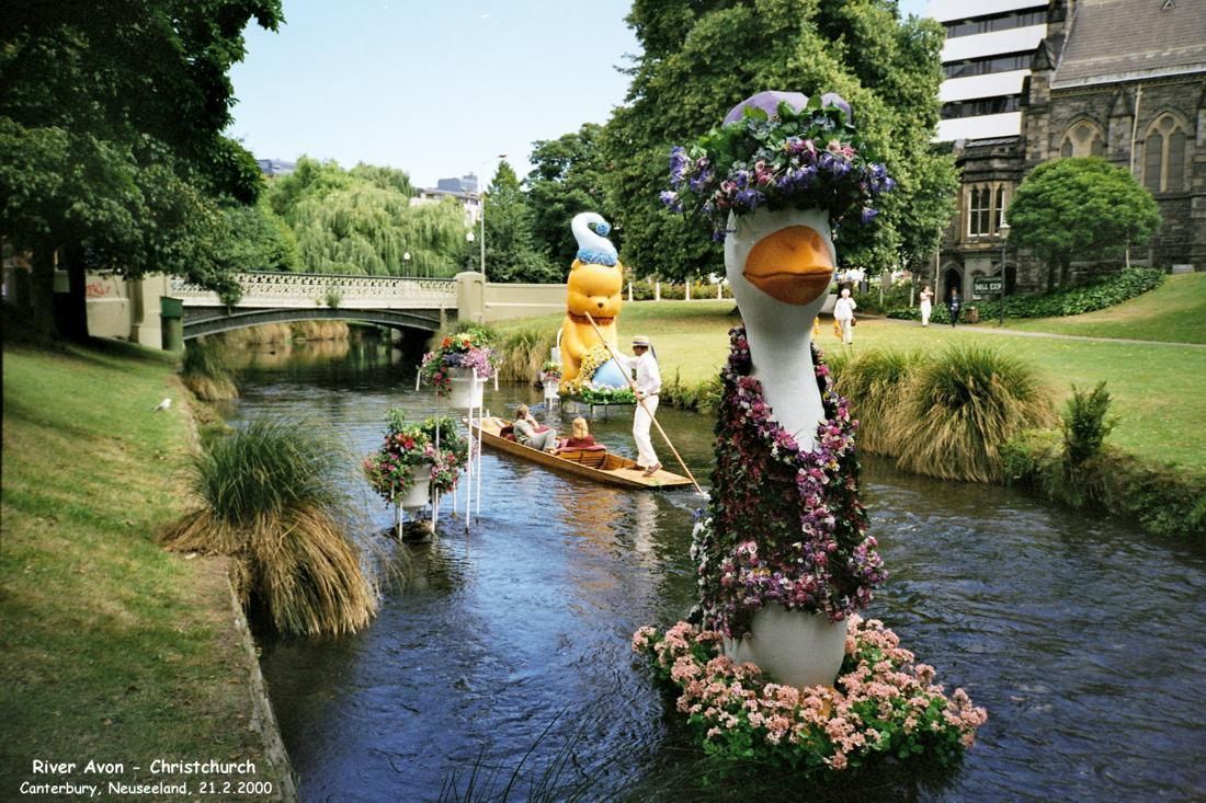 Christchurch (Süd...