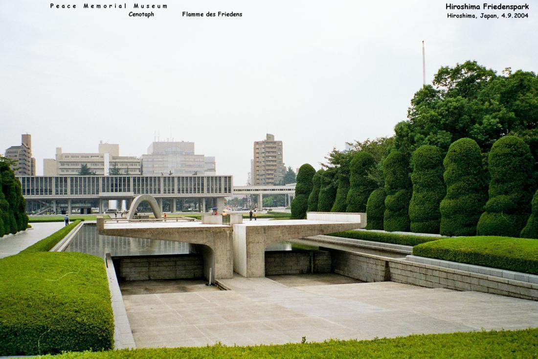 hiroshima bombe aufbau