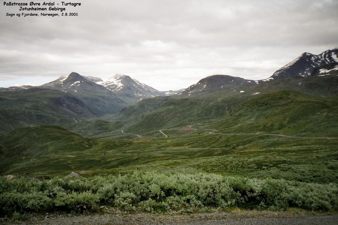 längster tunnel norwegens