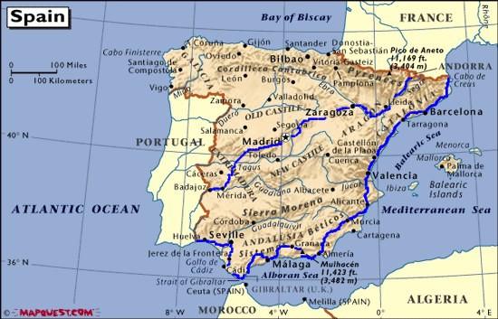 Madrid Portugal Tour